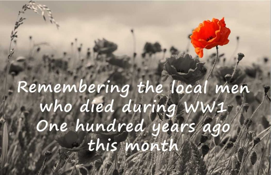 Remembering the WW1 fallen