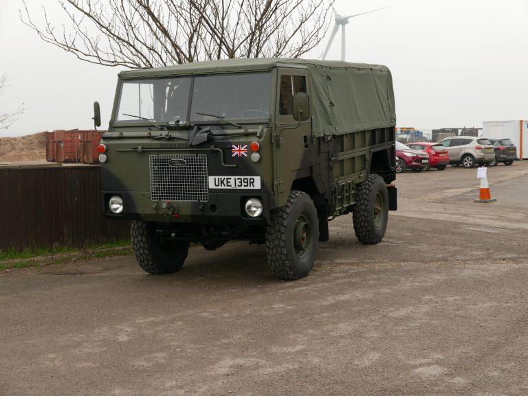 Landrover Truck