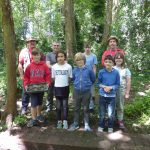 Young Diggers at Rose Hill